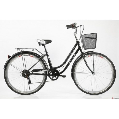 """Vélo IN-OUT CITY 26"""" 2.0"""