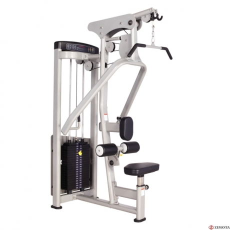 High Pully & Seated Row Machine S4 ZMT PRO