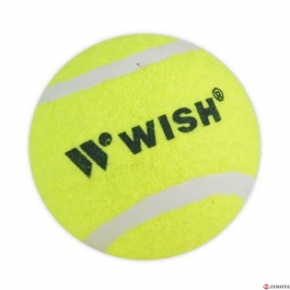 Balle de tennis amateur WISH