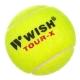 Balle de tennis compétition WISH