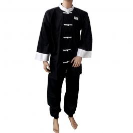 Kimono Kung Fu Noir 7 OZ 6501