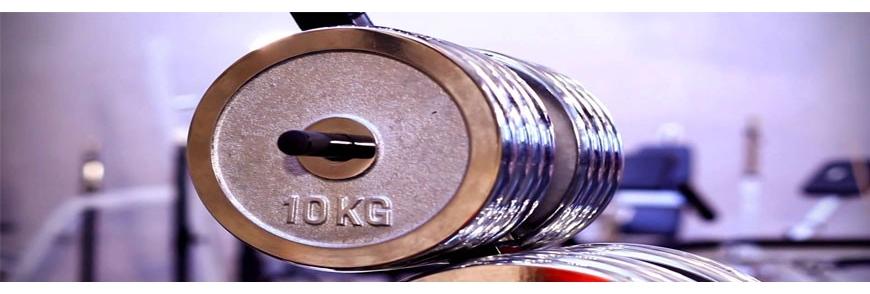 Disques et poids musculation