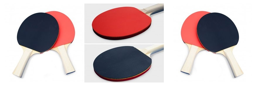 Raquettes tennis de table