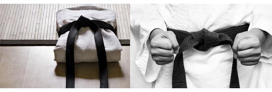 Kimono karaté et taekwondo